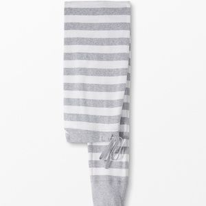 Hanna Andersson Women's Striped Long Johns